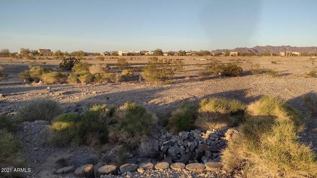 391 N Riggles Avenue, Quartzsite, AZ 85346 (MLS #6203627) :: Selling AZ Homes Team