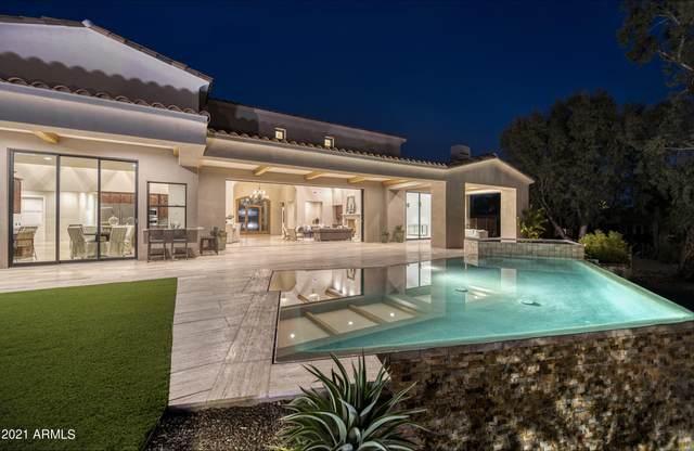4708 E Crystal Lane, Paradise Valley, AZ 85253 (MLS #6203640) :: Yost Realty Group at RE/MAX Casa Grande