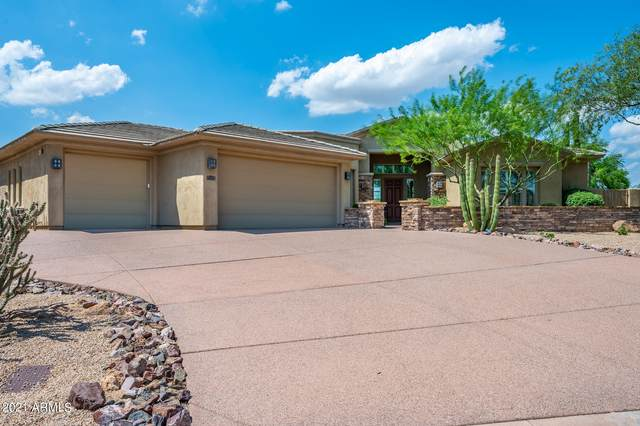 6540 E Oberlin Way, Scottsdale, AZ 85266 (MLS #6203800) :: Elite Home Advisors