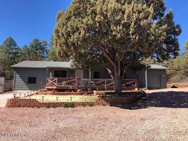 3810 N Anvil Road, Pine, AZ 85544 (MLS #6204259) :: Yost Realty Group at RE/MAX Casa Grande