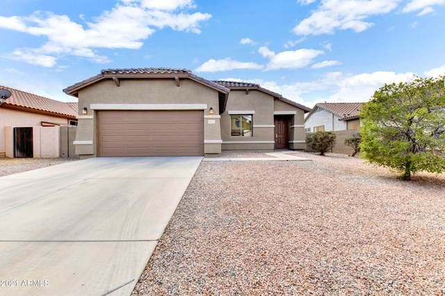 44035 W Palo Teca Road, Maricopa, AZ 85138 (MLS #6204586) :: Yost Realty Group at RE/MAX Casa Grande