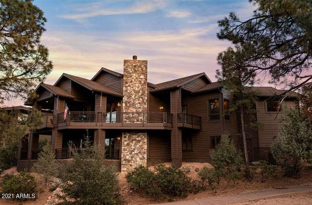 2215 E Grapevine Drive, Payson, AZ 85541 (MLS #6204638) :: The Daniel Montez Real Estate Group