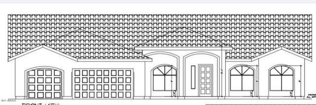 2152 Barcoda Court, Sierra Vista, AZ 85650 (MLS #6204730) :: Service First Realty