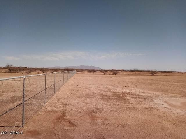 0 W Copper Kettle Drive, Casa Grande, AZ 85193 (MLS #6204816) :: Executive Realty Advisors