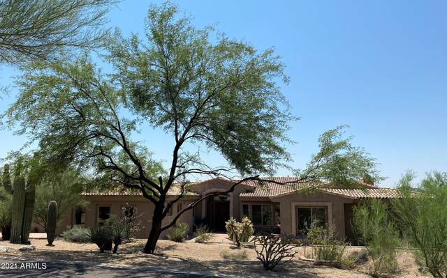 8309 E Eagle Feather Road, Scottsdale, AZ 85266 (MLS #6204940) :: Yost Realty Group at RE/MAX Casa Grande