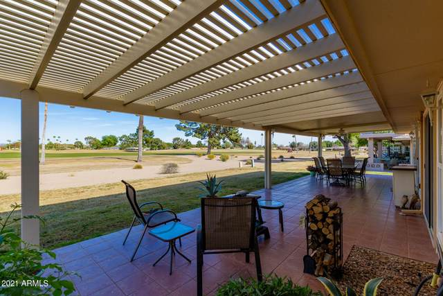 17821 N Boswell Boulevard, Sun City, AZ 85373 (MLS #6205069) :: Devor Real Estate Associates