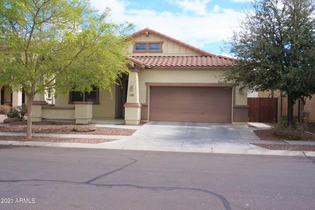 1857 S Racine Lane, Gilbert, AZ 85295 (MLS #6205147) :: Yost Realty Group at RE/MAX Casa Grande