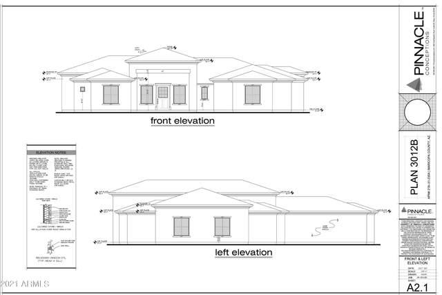 1212 N 104TH Street, Mesa, AZ 85207 (MLS #6205304) :: My Home Group