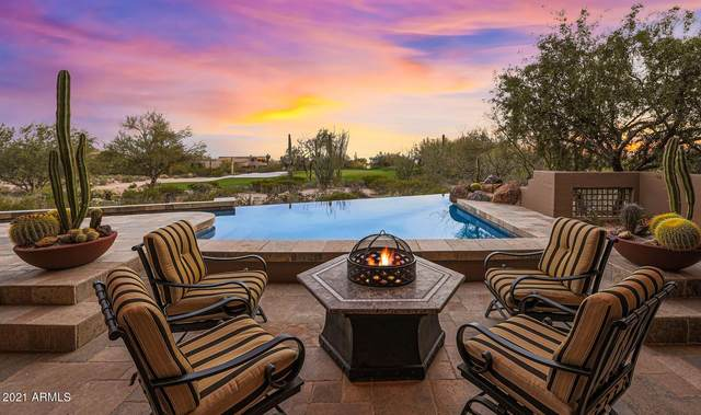 10040 E Happy Valley Road #411, Scottsdale, AZ 85255 (MLS #6205357) :: The Riddle Group