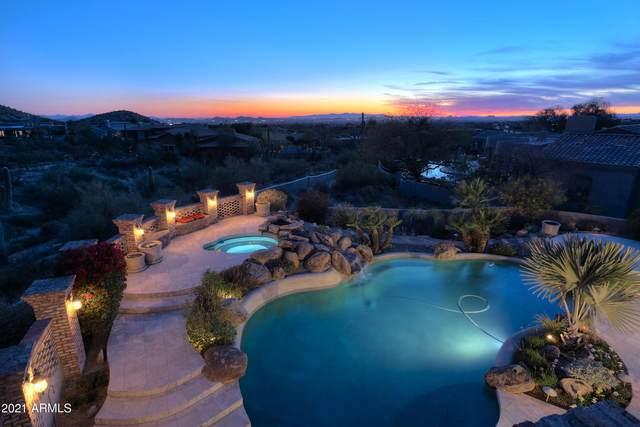 10801 E Happy Valley Road #36, Scottsdale, AZ 85255 (MLS #6205421) :: Yost Realty Group at RE/MAX Casa Grande