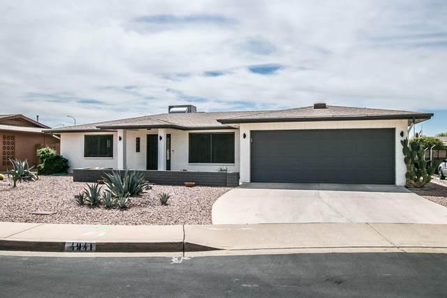 4941 E Flower Avenue, Mesa, AZ 85206 (MLS #6205588) :: Yost Realty Group at RE/MAX Casa Grande