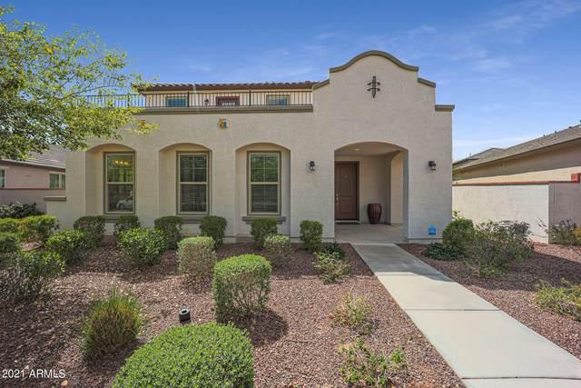 2334 N Delaney Drive, Buckeye, AZ 85396 (MLS #6205767) :: Yost Realty Group at RE/MAX Casa Grande