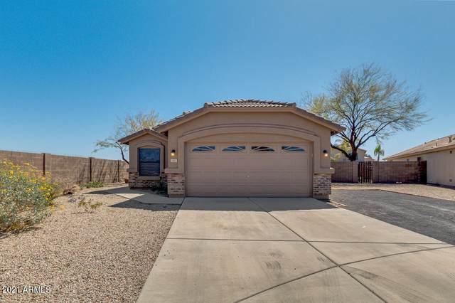 3431 E Menadota Drive, Phoenix, AZ 85050 (MLS #6205875) :: Yost Realty Group at RE/MAX Casa Grande