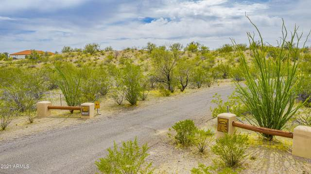 16xx W Cherokee Lane, Wickenburg, AZ 85390 (MLS #6205936) :: Long Realty West Valley