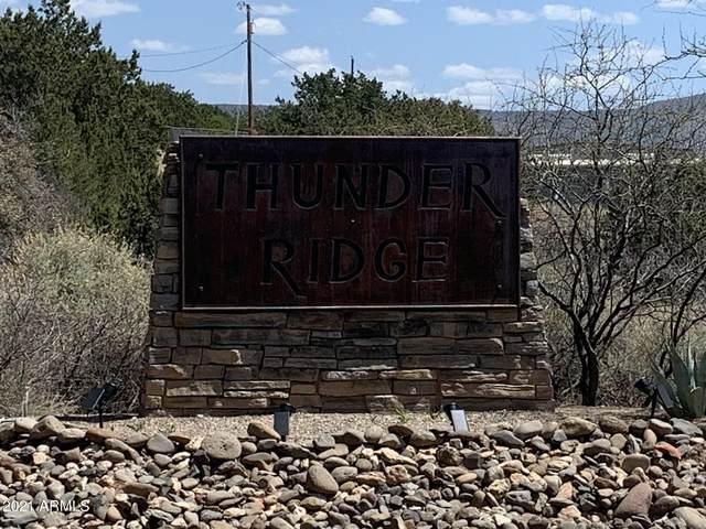 6400 N Thunder Ridge Road, Rimrock, AZ 86335 (#6206119) :: Long Realty Company