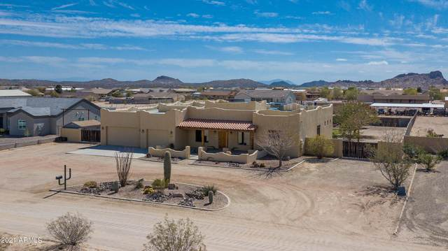 757 W Silverdale Road, San Tan Valley, AZ 85143 (MLS #6206302) :: Devor Real Estate Associates