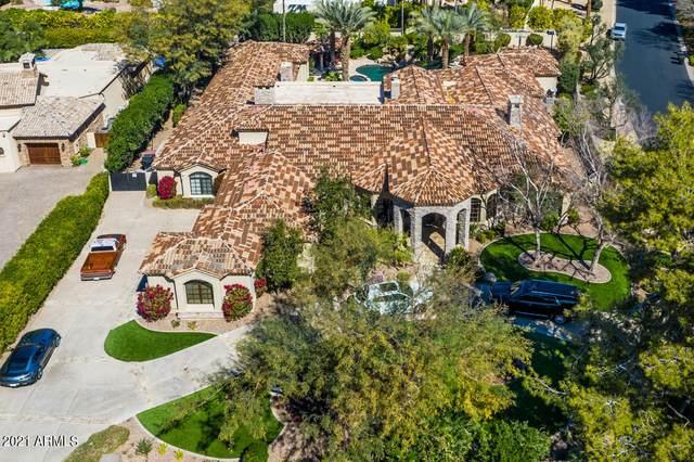 6024 E Sunnyside Drive, Scottsdale, AZ 85254 (MLS #6206878) :: Yost Realty Group at RE/MAX Casa Grande