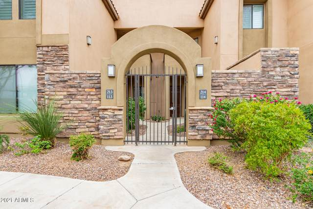 7027 N Scottsdale Road #213, Paradise Valley, AZ 85253 (MLS #6207330) :: The Carin Nguyen Team