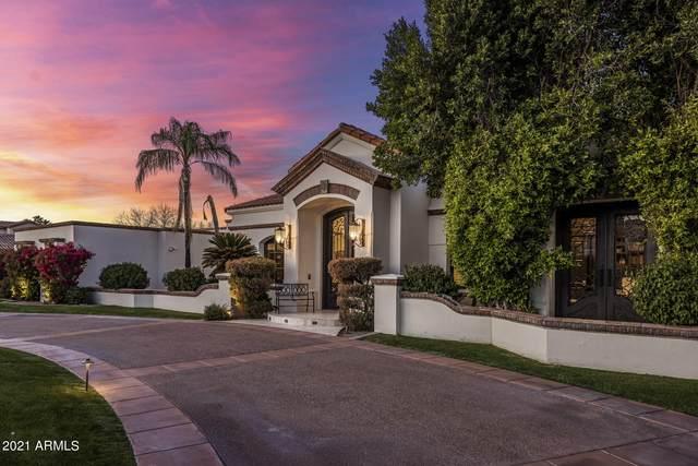 8647 N 64TH Place, Paradise Valley, AZ 85253 (MLS #6207475) :: Keller Williams Realty Phoenix