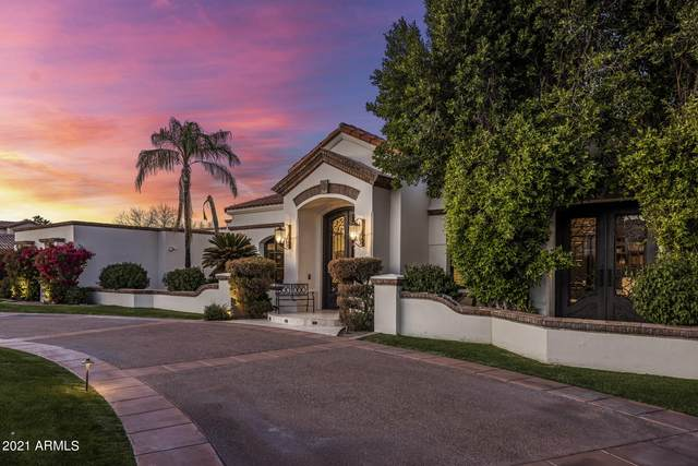 8647 N 64TH Place, Paradise Valley, AZ 85253 (MLS #6207475) :: The Ellens Team