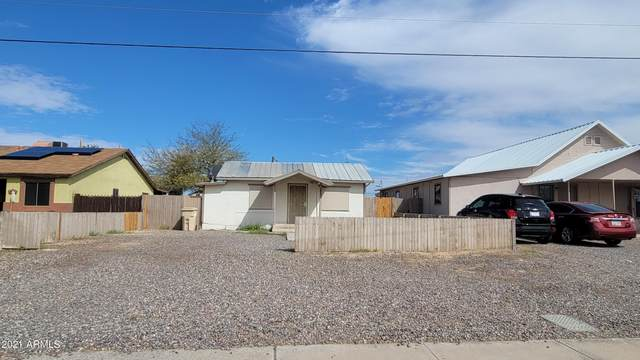 212 E Centre Avenue, Buckeye, AZ 85326 (MLS #6207667) :: The Laughton Team