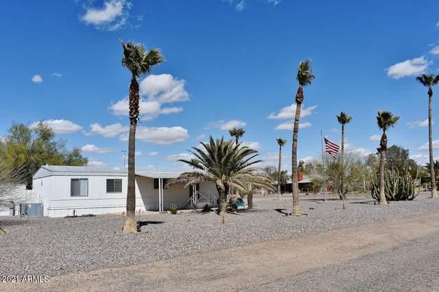 7862 W Silla Lane, Arizona City, AZ 85123 (MLS #6208109) :: Yost Realty Group at RE/MAX Casa Grande