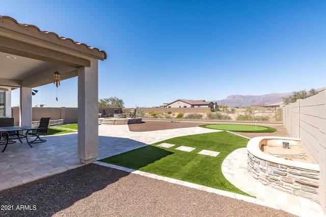 12690 E Nandina Place, Gold Canyon, AZ 85118 (MLS #6208358) :: Dijkstra & Co.