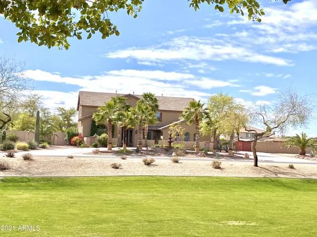 14411 W Greer Street, Surprise, AZ 85379 (MLS #6208383) :: The Garcia Group
