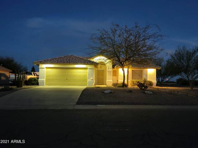 15301 S Cherry Hills Drive, Arizona City, AZ 85123 (MLS #6208468) :: Long Realty West Valley