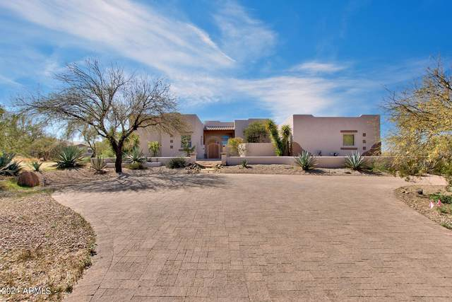 5533 E Lone Mountain Road, Cave Creek, AZ 85331 (MLS #6208493) :: The Riddle Group