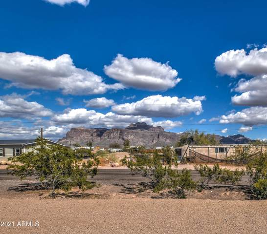 160 S Acacia Road, Apache Junction, AZ 85119 (MLS #6208516) :: Yost Realty Group at RE/MAX Casa Grande