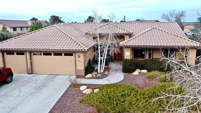 900 Panicum Drive, Prescott, AZ 86305 (MLS #6209058) :: Yost Realty Group at RE/MAX Casa Grande
