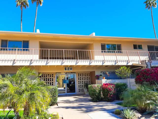 520 W Clarendon Avenue C2, Phoenix, AZ 85013 (MLS #6209445) :: Yost Realty Group at RE/MAX Casa Grande
