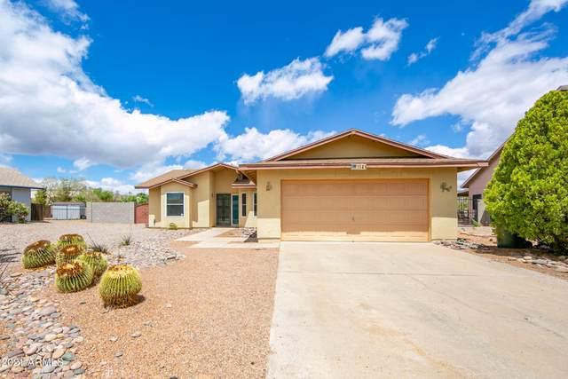 1141 Jasmin Drive, Sierra Vista, AZ 85635 (MLS #6209533) :: The Luna Team