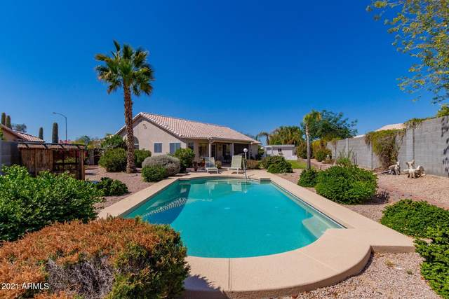 8160 E Enrose Street, Mesa, AZ 85207 (MLS #6209606) :: Yost Realty Group at RE/MAX Casa Grande