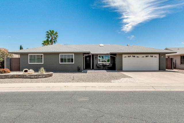 9713 W Timberline Drive, Sun City, AZ 85351 (MLS #6209659) :: The Everest Team at eXp Realty