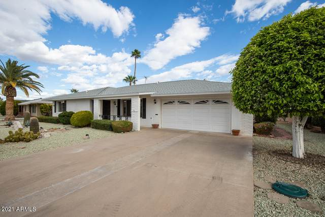 19825 N Signal Butte Circle, Sun City, AZ 85373 (MLS #6209678) :: Long Realty West Valley