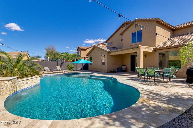 16588 W Sherman Street, Goodyear, AZ 85338 (MLS #6209702) :: Hurtado Homes Group