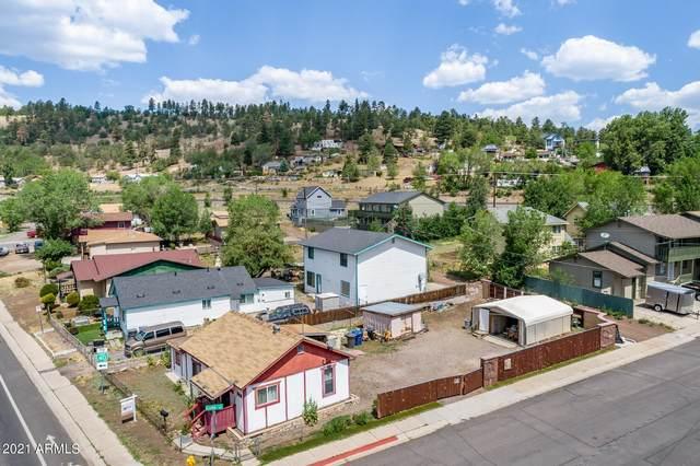 800 W Clay Avenue, Flagstaff, AZ 86001 (MLS #6209752) :: The Garcia Group