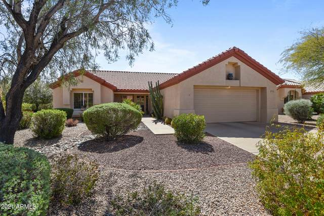 13319 W Broken Arrow Drive, Sun City West, AZ 85375 (MLS #6210084) :: Yost Realty Group at RE/MAX Casa Grande