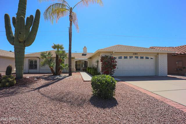 2384 Leisure World, Mesa, AZ 85206 (MLS #6210278) :: Yost Realty Group at RE/MAX Casa Grande