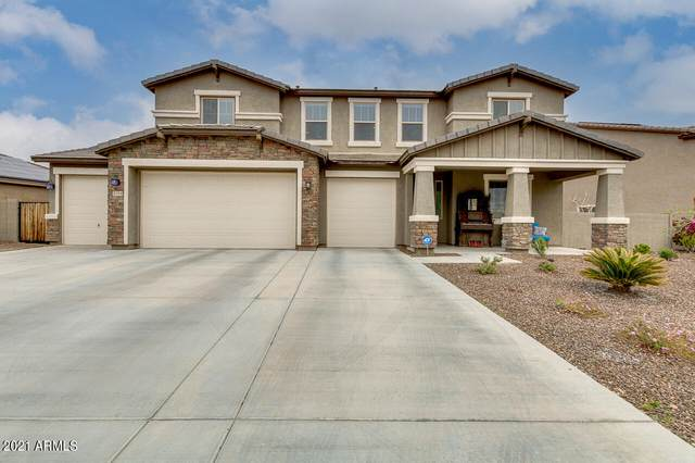 3724 W Lanham Drive, New River, AZ 85087 (MLS #6210448) :: TIBBS Realty