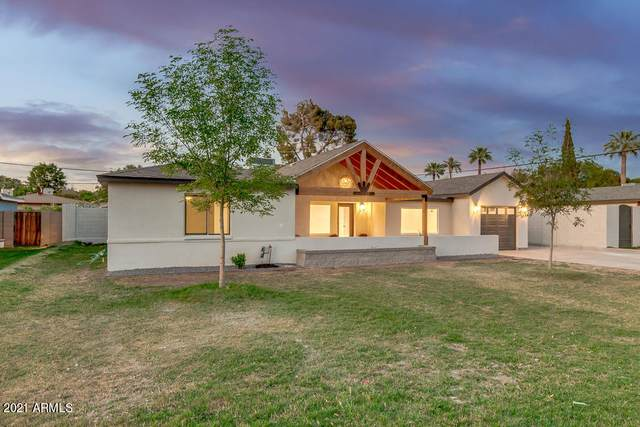 716 W Orangewood Avenue, Phoenix, AZ 85021 (MLS #6210554) :: Yost Realty Group at RE/MAX Casa Grande