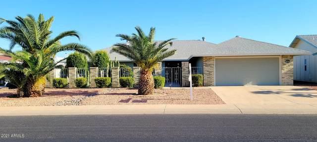 9607 W Wrangler Drive, Sun City, AZ 85373 (MLS #6210643) :: The Daniel Montez Real Estate Group