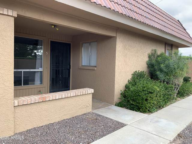 311 W Blackhawk Drive #5, Phoenix, AZ 85027 (MLS #6210733) :: BVO Luxury Group