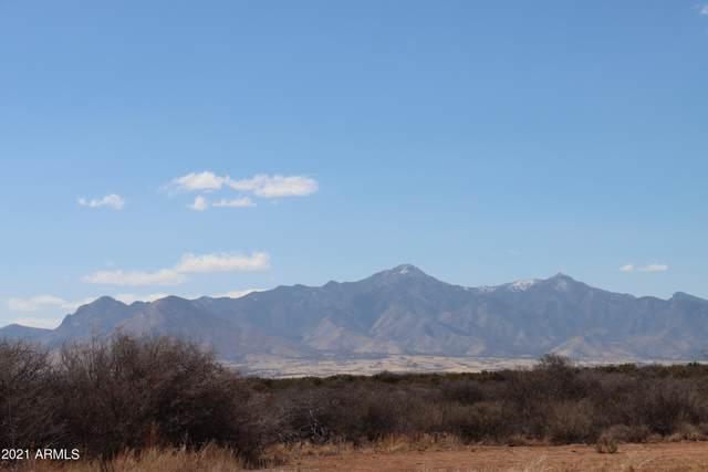 TBD W Desert Mountain Trail, Bisbee, AZ 85603 (MLS #6210741) :: The Riddle Group
