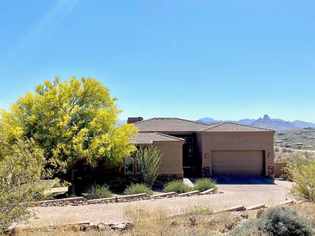 10731 N Sonora Vista, Fountain Hills, AZ 85268 (MLS #6210880) :: Yost Realty Group at RE/MAX Casa Grande