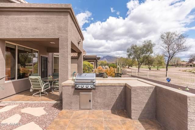 6445 S Palo Blanco Drive, Gold Canyon, AZ 85118 (MLS #6211128) :: Dijkstra & Co.
