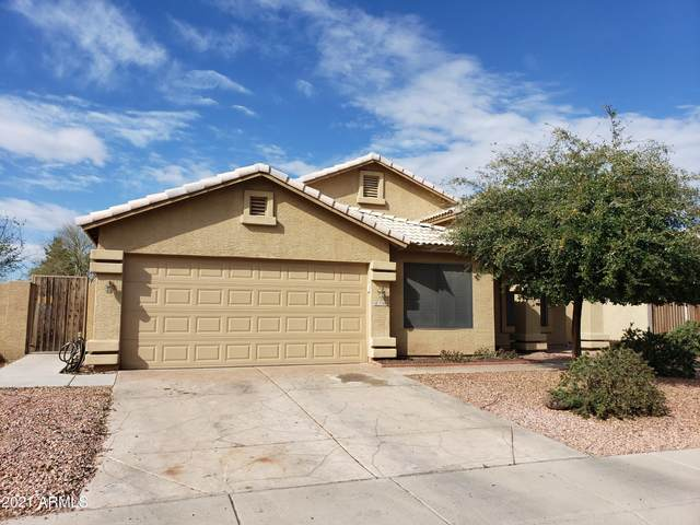 7768 N 52ND Drive, Glendale, AZ 85301 (MLS #6211226) :: The Daniel Montez Real Estate Group