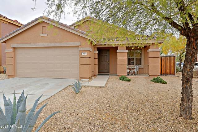 845 E Saratoga Street, Gilbert, AZ 85296 (MLS #6211444) :: Yost Realty Group at RE/MAX Casa Grande